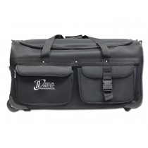 Medium Black Dream Duffel