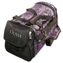 Inspiration Practice Bag - Purple with Personalization