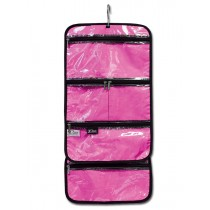 Hanging Accessory Roll - Pink