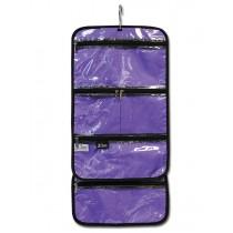Hanging Accessory Roll - Purple