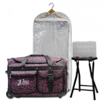 Limited Edition - Medium - Pink Scribble - Complete Package