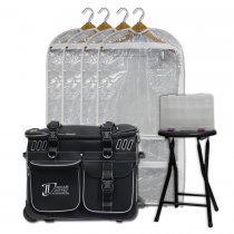 Silver Edition Dream Duffel® - DELUXE Package - Small