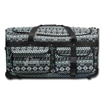 Limited Edition Dream Duffel® - Mint Southwestern - Large