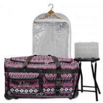Limited Edition - Large - Pink Southwestern - Complete Package
