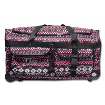 Limited Edition Dream Duffel® - Pink Southwestern - Large