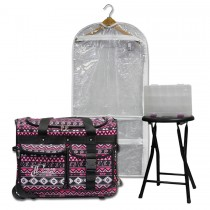 Limited Edition - Small - Pink Southwestern - Complete Package