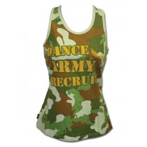 Tank Top - Dance Army