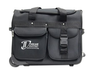 Small Black Dream Duffel