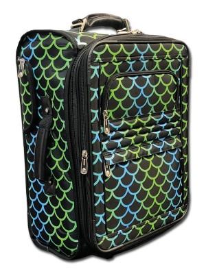 Limited Edition Dream Duffel® - Carry-On - Blue/Green Mermaid