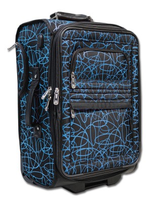Limited Edition Dream Duffel® - Blue Scribble - Carry-On