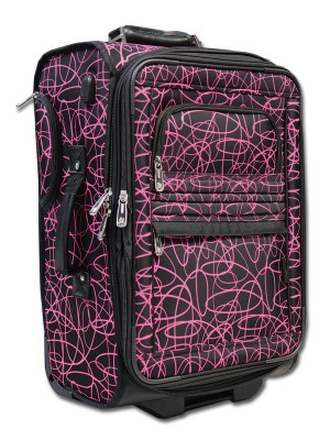 Limited Edition Dream Duffel® - Pink Scribble - Carry-On