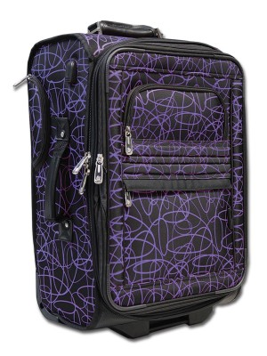 Limited Edition Dream Duffel® - Purple Scribble - Carry-On