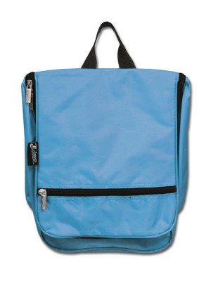 Hanging Cosmetic Case - Blue