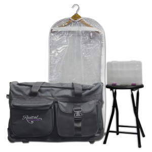 The Recital - Collapsible Duffel - Complete Package