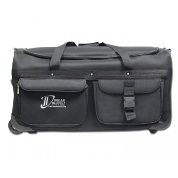Large Black Dream Duffel