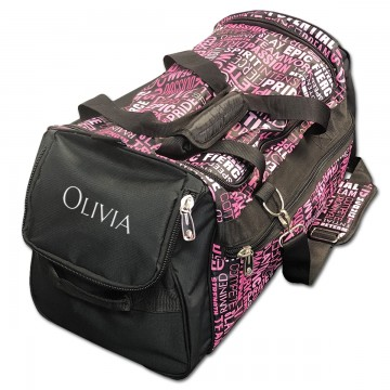Inspiration Practice Bag - Pink with Personalization