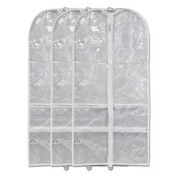 Regular Garment Bag - 3-Pack