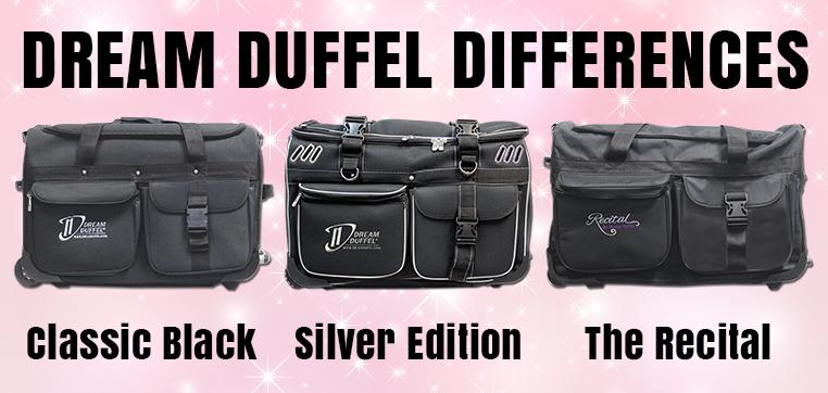 Dream Duffel   Dance Bag   Pageantry   Cheer   Costume Bag