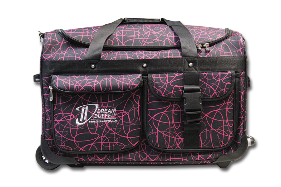 Dream Duffel Dance Bag Pageantry Cheer Costume Bag